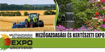Mezőgazdasági és Kertészeti EXPO